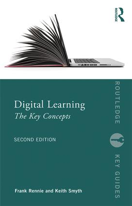Image of cover for the book 'Digital Learning: The Key Concepts'
